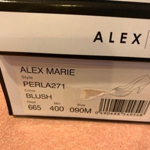 Alex Marie Shoes - Perfect Duchess Alex Marie Pumps